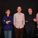 Mon, 07/10/2019 - 10:14am - Bombay Bicycle Club Live in Studio A, 10.07.19 Photographer: Steven Ruggiero