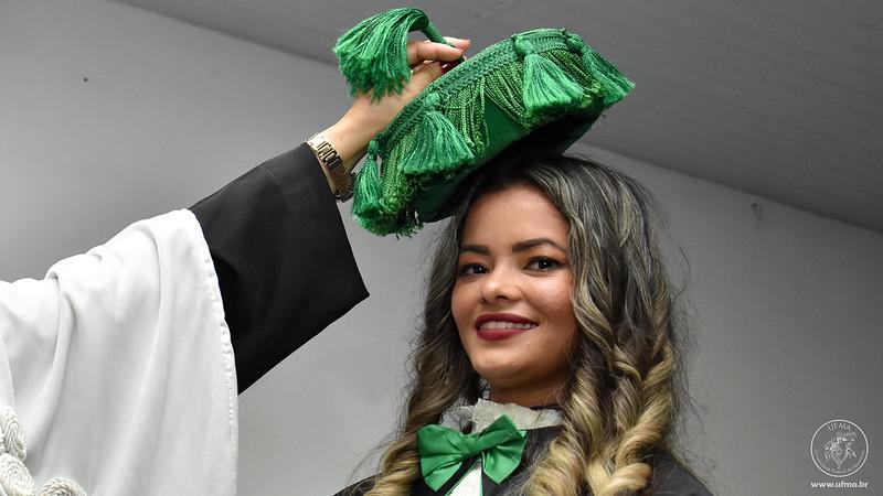 Colação de Grau Campus Pinheiro / 04-10-2019
