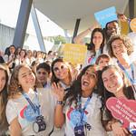 Sex, 04/10/2019 - 16:37 - No dia 4 de outubro de 2019, todos os caminhos foram dar ao Campus de Benfica do IPL, para a 5.ª edição do evento que assinala o arranque do ano letivo 2019/2020, organizado pelo Politécnico de Lisboa, FAIPL- Federação Académica do IPL e Associações de Estudantes do IPL. A iniciativa visa promover o acolhimento e a integração dos novos estudantes de licenciatura e estudantes internacionais das 6 escolas e 2 institutos superiores do Politécnico de Lisboa.
