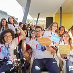 Sex, 04/10/2019 - 16:36 - No dia 4 de outubro de 2019, todos os caminhos foram dar ao Campus de Benfica do IPL, para a 5.ª edição do evento que assinala o arranque do ano letivo 2019/2020, organizado pelo Politécnico de Lisboa, FAIPL- Federação Académica do IPL e Associações de Estudantes do IPL. A iniciativa visa promover o acolhimento e a integração dos novos estudantes de licenciatura e estudantes internacionais das 6 escolas e 2 institutos superiores do Politécnico de Lisboa.