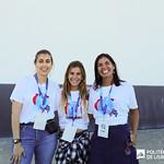 Sex, 04/10/2019 - 16:22 - No dia 4 de outubro de 2019, todos os caminhos foram dar ao Campus de Benfica do IPL, para a 5.ª edição do evento que assinala o arranque do ano letivo 2019/2020, organizado pelo Politécnico de Lisboa, FAIPL- Federação Académica do IPL e Associações de Estudantes do IPL. A iniciativa visa promover o acolhimento e a integração dos novos estudantes de licenciatura e estudantes internacionais das 6 escolas e 2 institutos superiores do Politécnico de Lisboa.