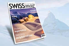 SWISSmag 21 - podzim/zima 2019/20