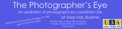 Photography Exhibition in Bodmin