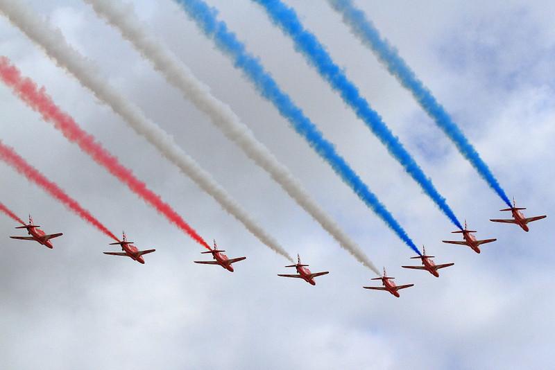 IMG_4825 RAF Red Arrows, MCAS Miramar Air Show