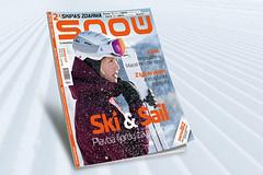 SNOW 117 - říjen 2019: zákony pro lyžaře a do prašanu z jachty + 2x skipas zdarma