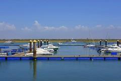 Puerto Pesquero de Punta Umbría, Huelva.