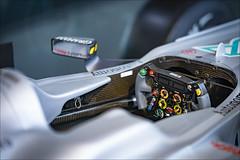 Mercedes MGP W01