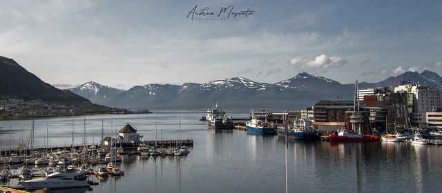 Tromsøfjord - Tromsø (Norway)
