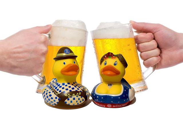 Oktoberfest Ducks
