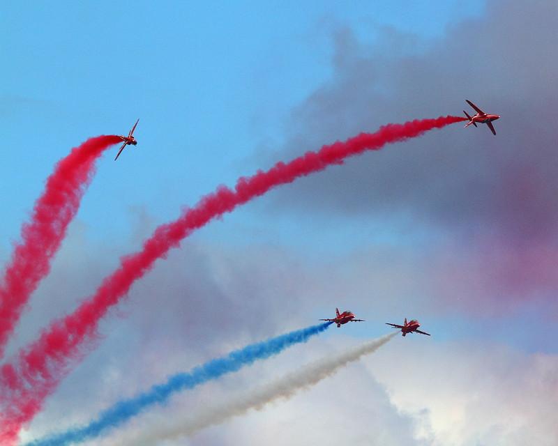 IMG_5060 RAF Red Arrows