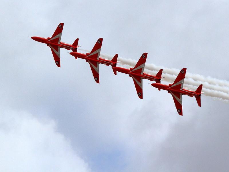 IMG_5033 RAF Red Arrows