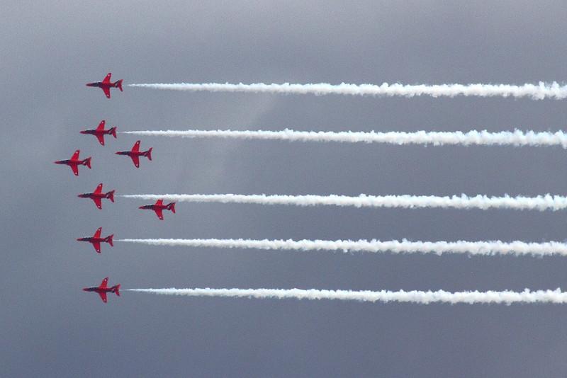 IMG_4879 RAF Red Arrows