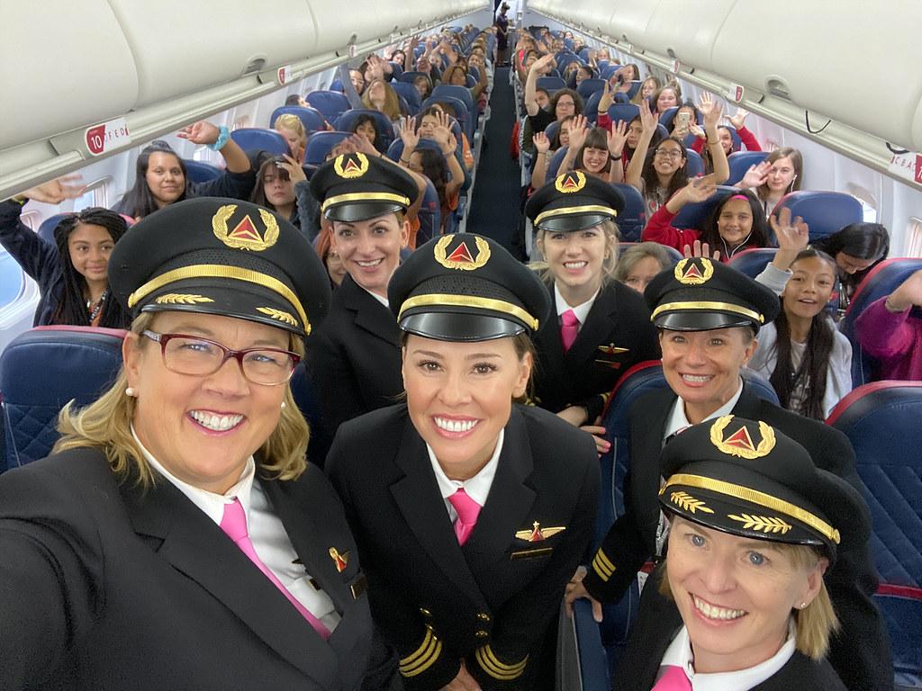 Delta WING Flight 2019