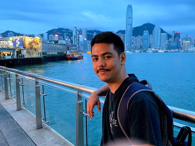International Research Grant: Samuel Lo, Hong Kong