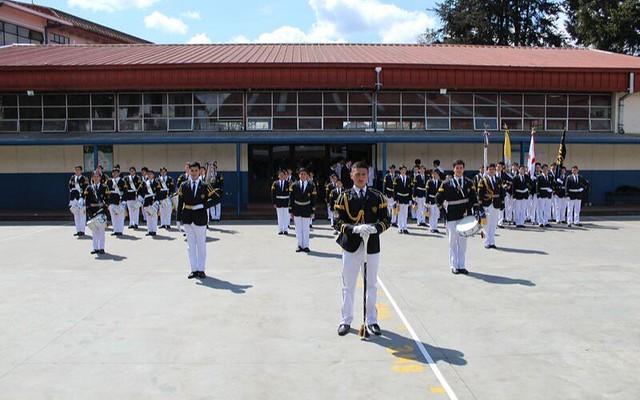 Banda de Honor ISV continúa con actividades