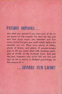 Midnight Reader 449 - Don Holliday - Brotherhood of Lust (back)