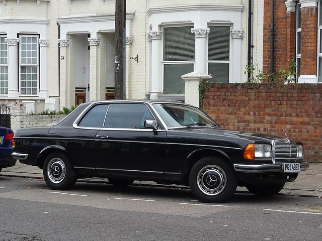 1983 Mercedes Benz 230 CE