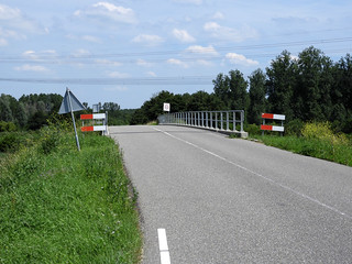 Flediteweg met viaduct over de N301 | by DutchRoadMovies