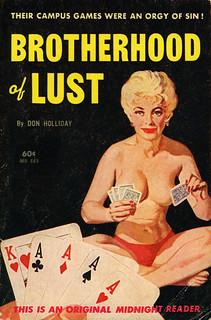 Midnight Reader 449 - Don Holliday - Brotherhood of Lust