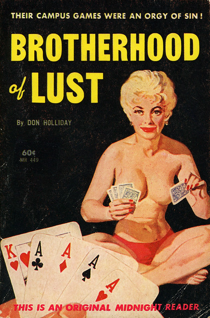 Midnight Reader 449 - Don Holliday - Brotherhood of Lust