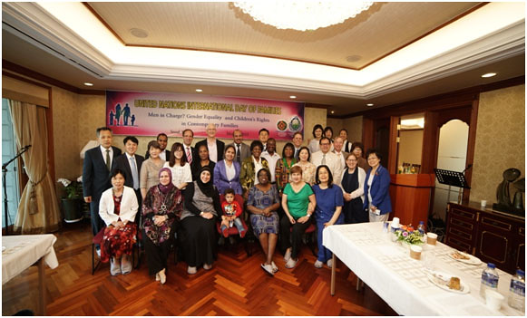 Korea-2015-05-16-International Day of Families