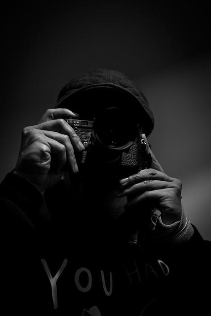 ...the leica shooter...
