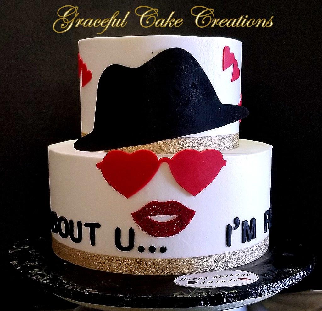 Amazing Taylor Swift Feeling 22 Themed Birthday Cake A Photo On Flickriver Funny Birthday Cards Online Inifodamsfinfo