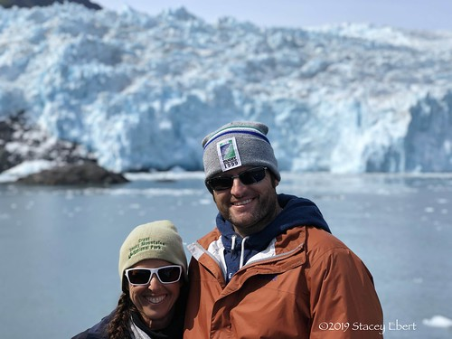 Glacier - Kenai Fjords. From Through the Eyes of an Educator: Alaska, the Last Frontier
