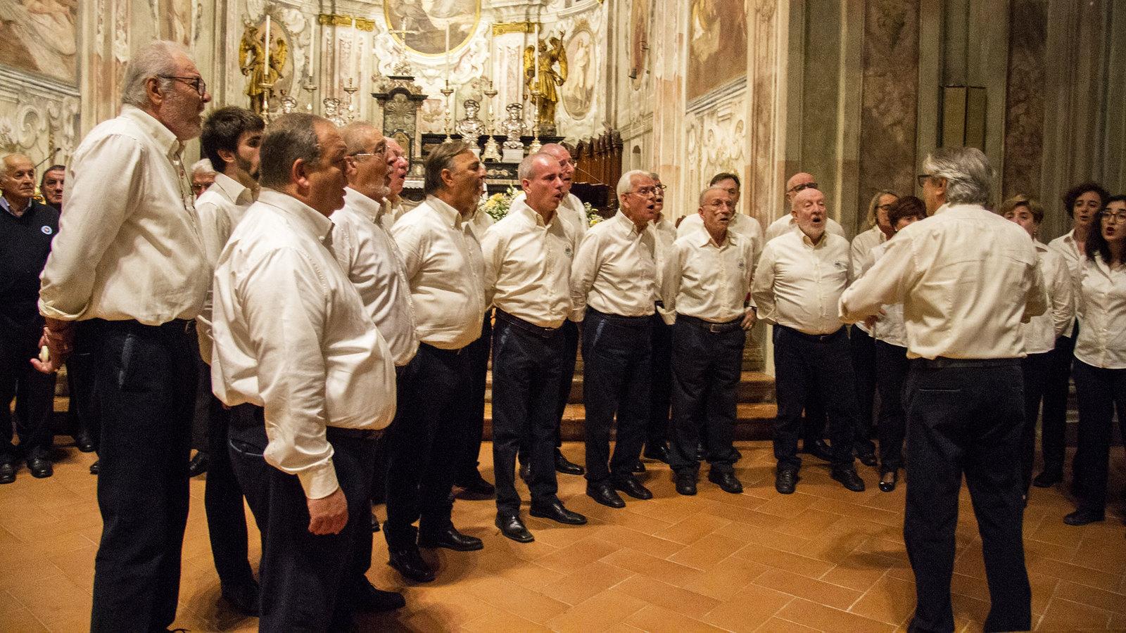Il Coro Alpe in concerto