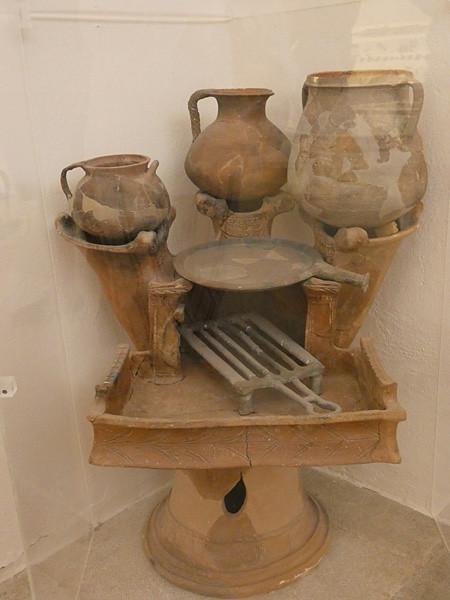 BBQ grec