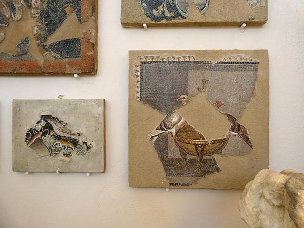 des mosaïques de Délos