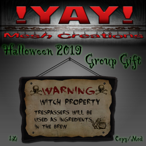 Halloween Group Gift 2019