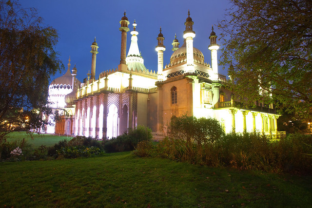 Royal Pavilion (Historic House / Palace)