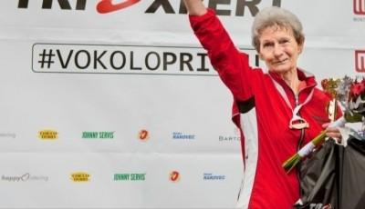 Dana Ellingerová, dáma, která má běh v srdci