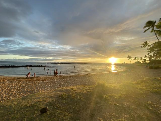 Kauai Senset