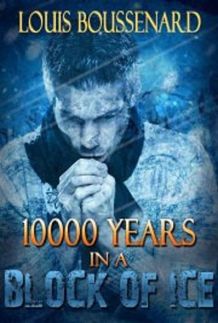 Audiobook 10 000 YEARS IN A BLOCK OF ICE by Louis Boussenard no CD MP3