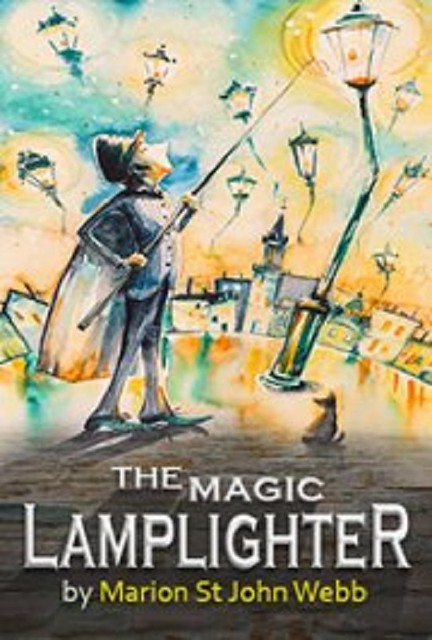 Audiobook MAGIC LAMPLIGHTER by Marion St John Webb no CD MP3