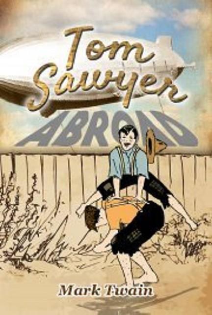 Audiobook TOM SAWYERS ABROAD by Mark Twain no CD MP3
