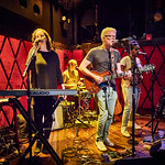 Wed, 25/09/2019 - 4:45pm - The New Pornographers Live at Rockwood Music Hall, 9.25.19 Photographer: Gus Philippas