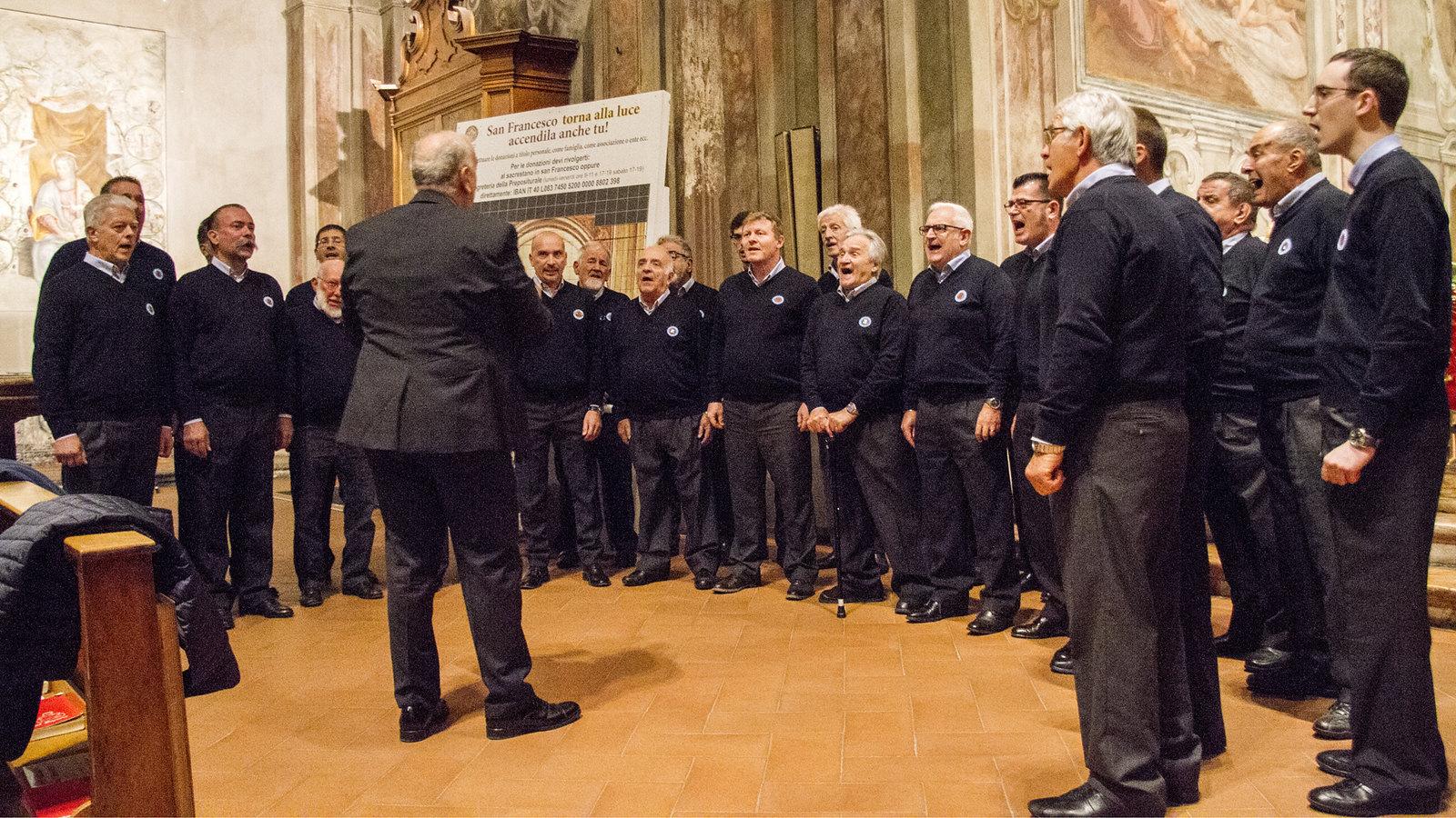 Il Coro La Rocca di Appiano Gentile (VA)