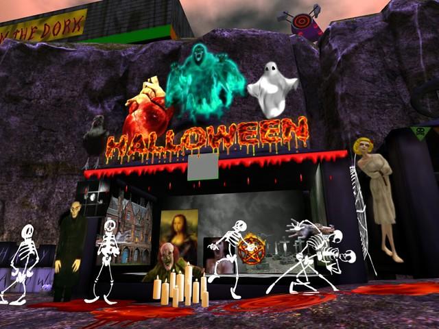 Melville Nightmare Before Halloween - Halloween Dance