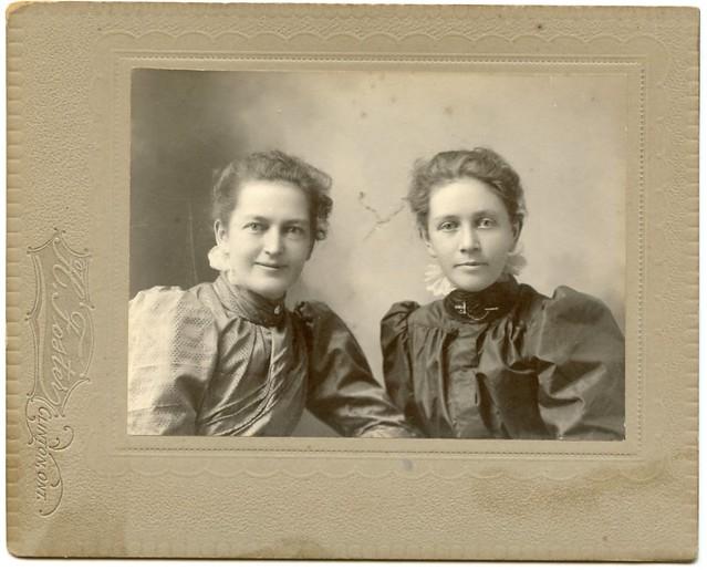 Gertie and Bertie Thompson