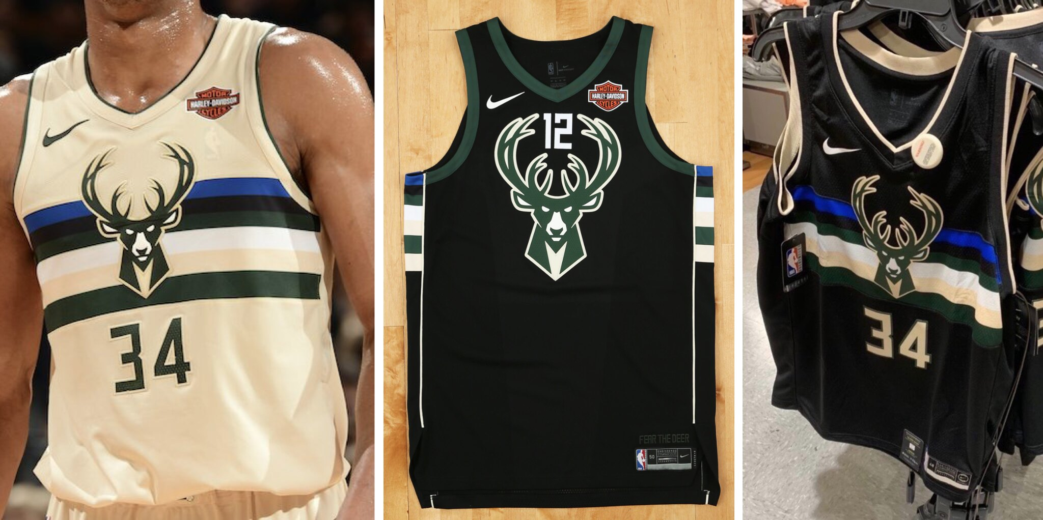 Bucks Are Latest Nba Team To Be Victimized By A Retail Leak