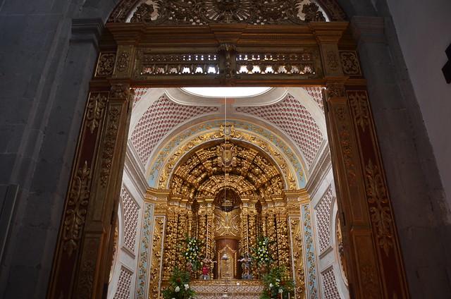 Details of a baroque church I