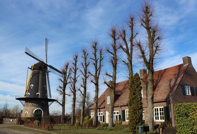 The Kerkhoven mill