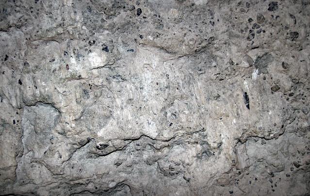 Fault slickenlines (Morrison Formation, Upper Jurassic; Carnegie Quarry, Dinosaur National Monument, Utah, USA) 2