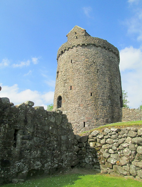 Orchardton Tower, Dumfries and Galloway