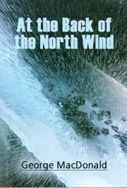 Audiobook AT THE BACK OF THE NORTH WIND by George MacDonald no CD MP3