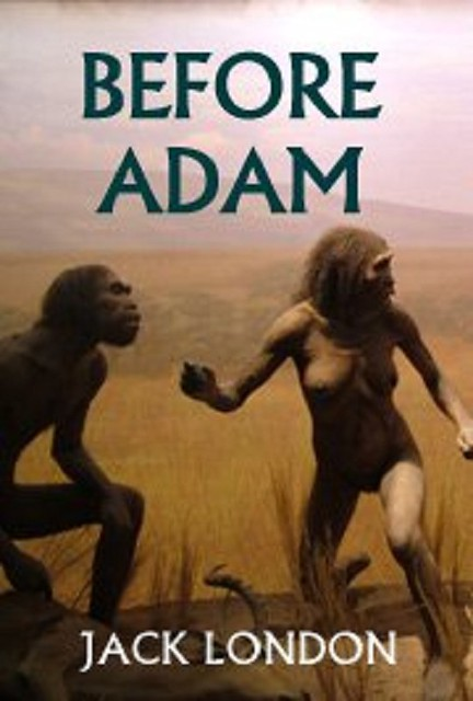Audiobook BEFORE ADAM by Jack London no CD MP3