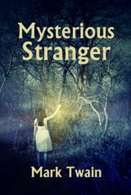 Audiobook MYSTERIOUS STRANGER by Mark Twain no CD MP3